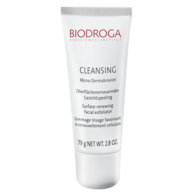 Мікродермабразівний пілінг для обличчя Biodroga Micro-Dermabrasion Surface-renewing facial exfoliator