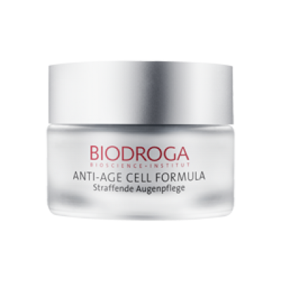 Антивіковий зміцнюючий крем для шкіри навколо очей Biodroga Firming Eye Care