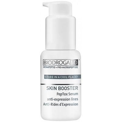Сироватка з ботокс ефектом Biodroga MD PepTox Serum Fluid