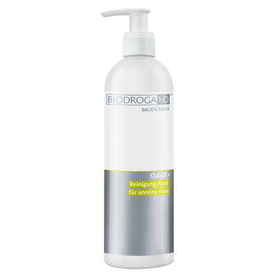 Очищуючий флюїд для проблемної шкіри Biodroga MD Cleansing Fluid for impure skin