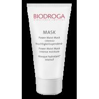 Маска Інтенсивне Зволоження Biodroga Power Moist Mask intense moisture