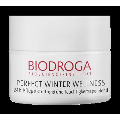 Ідеальний зимовий крем Biodroga Perfect Winter Wellness 24h Care