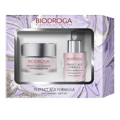 Набір V-ліфтинг крем і сироватка Biodroga PAF Gift Set Cream Serum