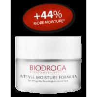 Інтенсивний зволожуючий 24-годинний крем Бета Глюкан для збезводненої шкіри Biodroga 24-h Care for moisture-deficient skin