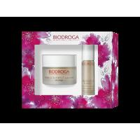Набір косметики ENERGIZE PERFECT Biodroga 24h Care for normal skin + Eye Care