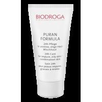 Крем 24-годинний догляд за проблемною жирною і комбінованою шкірою Biodroga 24-h Care for impure oily combination skin