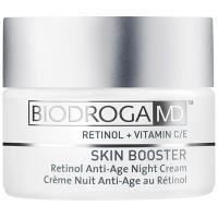 Нічний крем з ретинолом і вітамінами С і Е Biodroga MD Retinol Anti-Age Night Creme