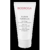 Крем 24-годинний догляд за проблемною сухою шкірою Biodroga 24-h Care for impure dry skin