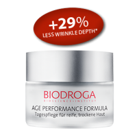 Омолоджуючий денний крем для сухої зрілої шкіри Biodroga Day Care for dry and mature skin