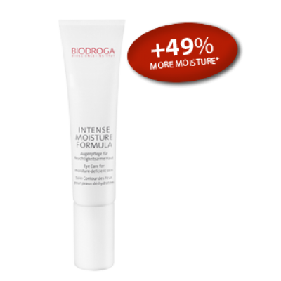 Легкий зволожуючий крем для сухої шкіри навколо очей Biodroga Eye Care for moisture-deficient skin