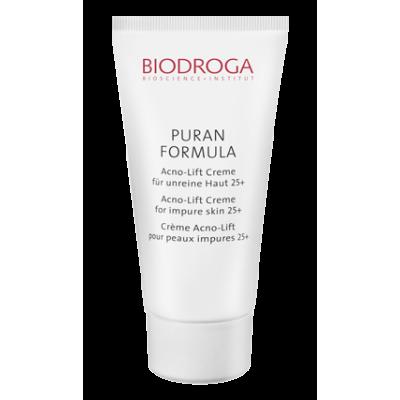 Анти-акне ліфтинг крем для проблемної шкіри Biodroga Acno-Lift Creme for impure skin 25+